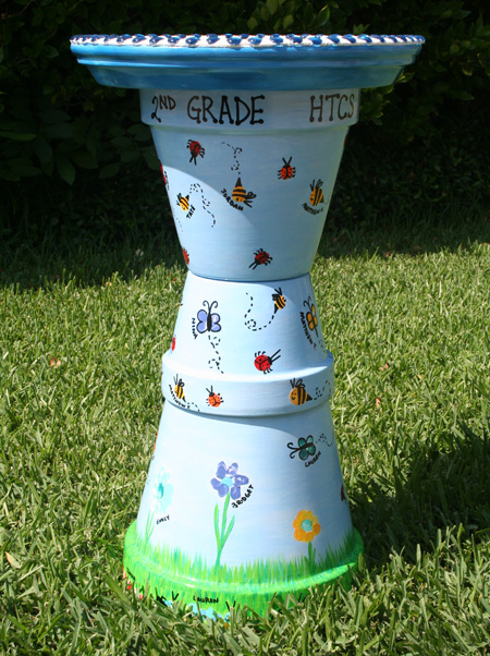 Bird Bath 2 Side 1