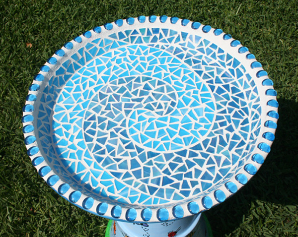 Bird Bath 2 Top