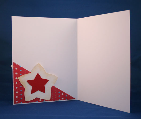Star Card inside